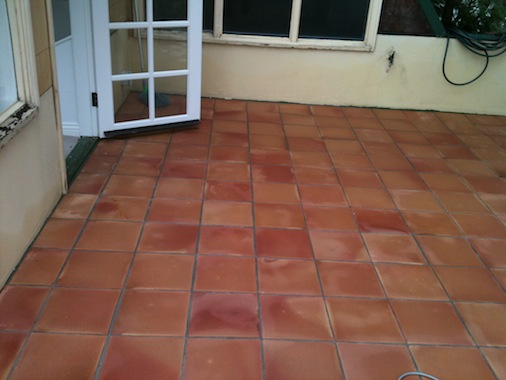 Terracotta Tile Cleaning Sydney