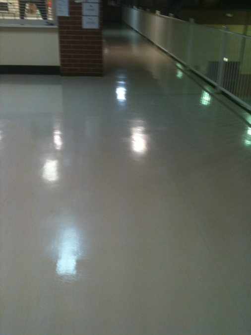 Vinyl Floor Cleaning Sealing Sydney Perth Melbourne