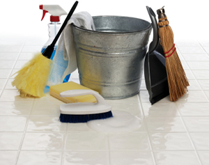 CERAMIC TILE FLOOR MAINTENANCE TIPS - How to protect ceramic tile floors