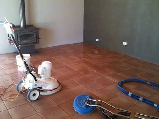 Professional Ceramic Tile Cleaning
