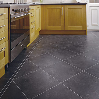 Kitchen Vinyl Floor